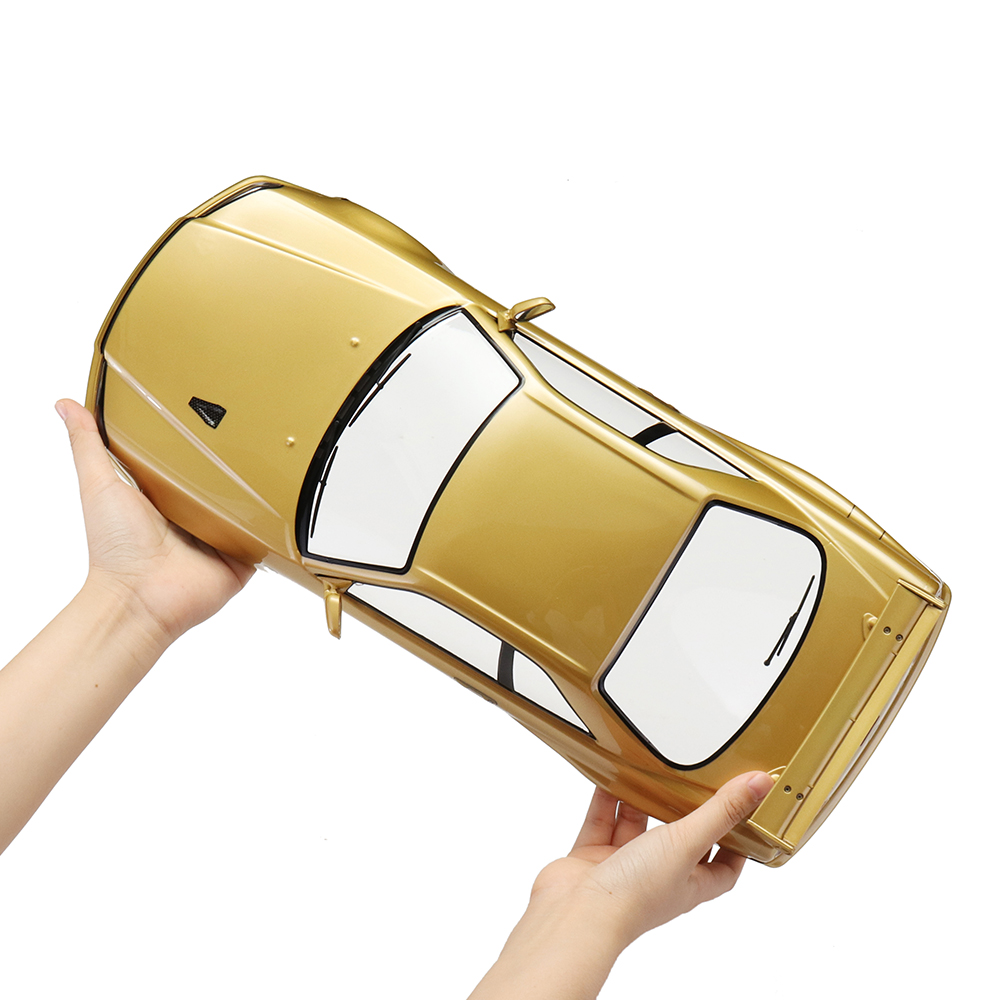 Killerbody 48645 NISSAN SKYLINE (R34) Готовый корпус Shell Champaign-gold для 1/10 Touring Авто - фото 5