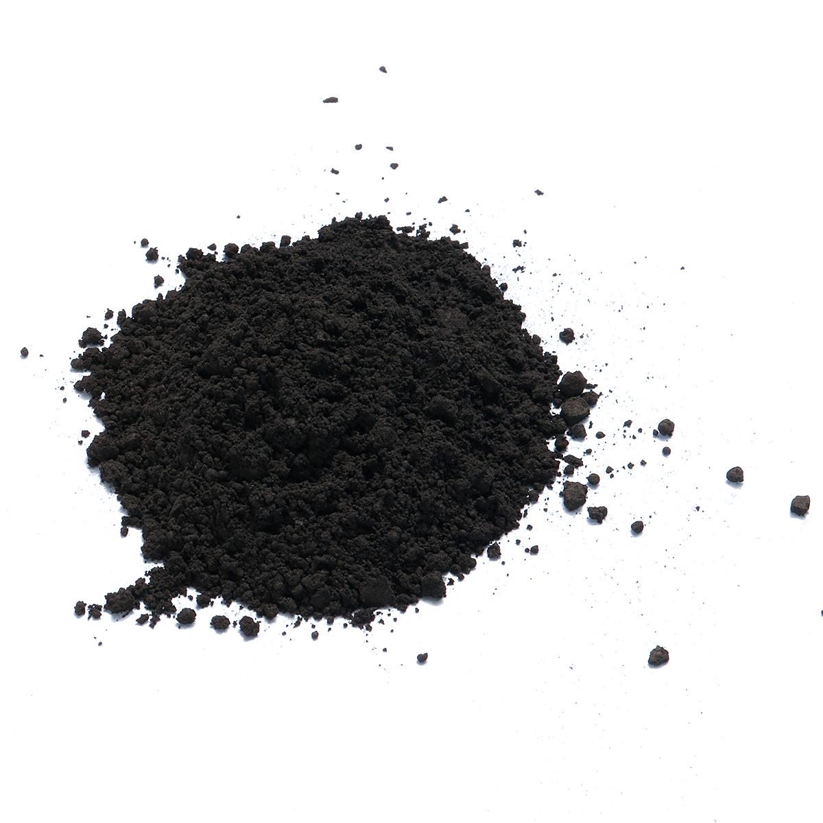 350 г Порошок черного графита 5 Микрона ультра тонкий 99,9% Чистый Военный Сорт - фото 3