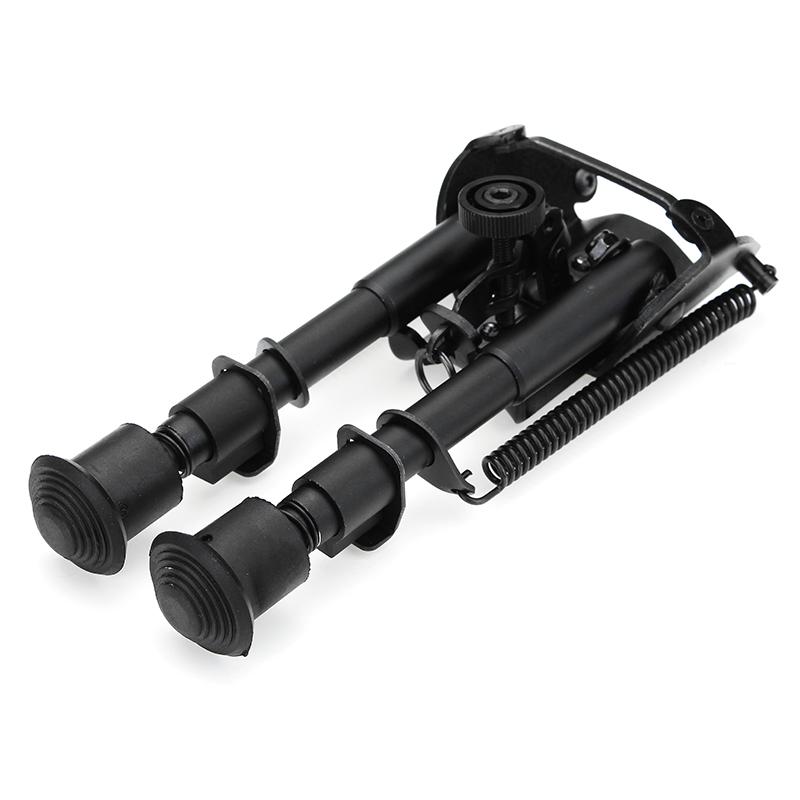 Регулируемая тактическая сопка Сошка пулемета 6-9 дюймов с пружинным креплением - фото 12