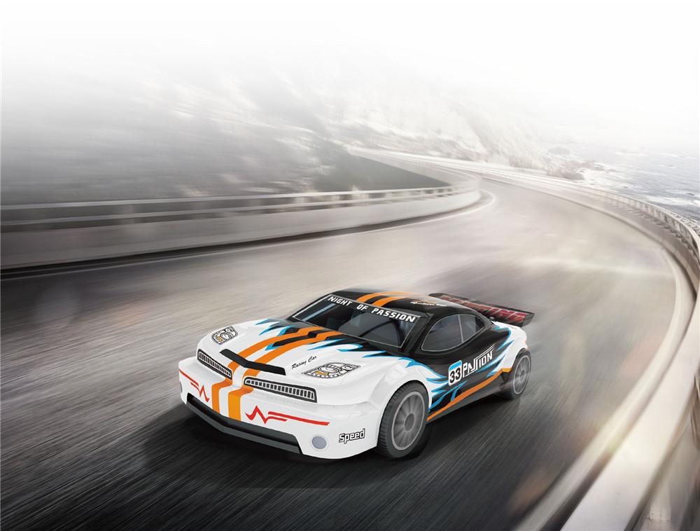 МодельZTAC006031/182.4G4WD 35 км / ч 300 м Управление Future Star S Drift Rc Авто Электрический дорожный автомобиль - фото 1