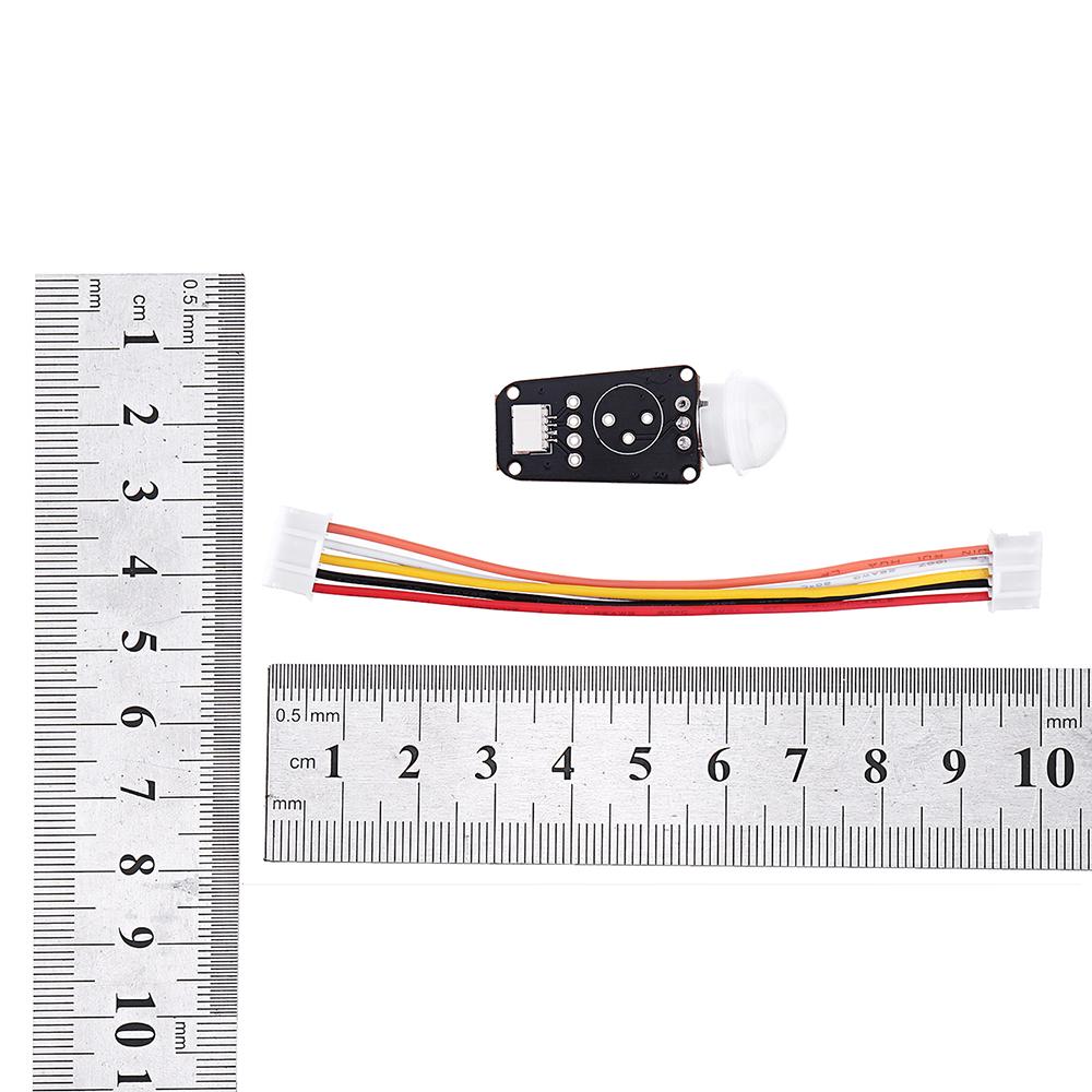 Инфракрасный Датчик AS312 12 М Человеческого Тела Датчик Для ESP32 ESP8266 Модуль Развития Доска - фото 8