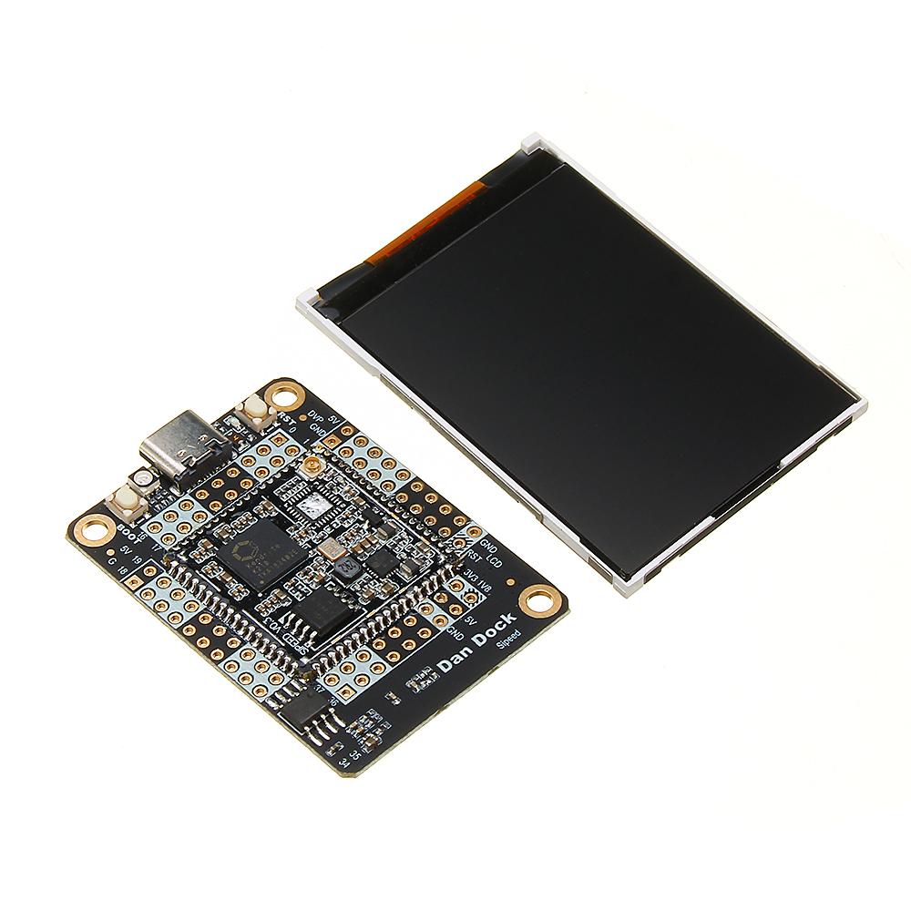 Sipeed M1 Совет по развитию док-станции + 2,4 дюйма 320 * 240 LCD Экран + OV2640 камера Набор - фото 3