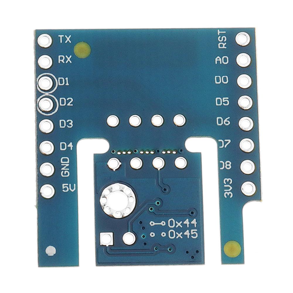 5 шт. Wemos® SHT30 Щит V2.0.0 SHT30 I2C Цифровой модуль температуры и влажности Датчик для D1 мини - фото 4