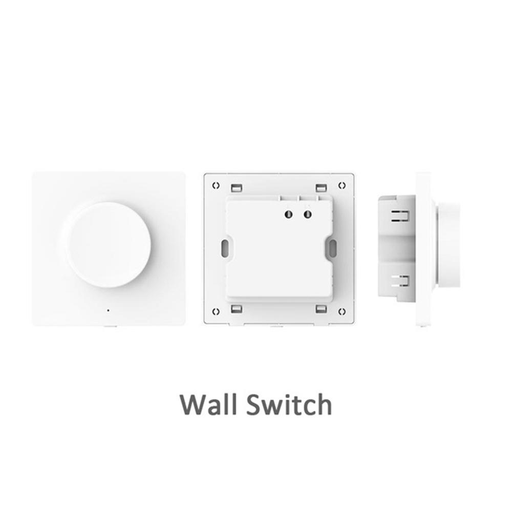 Yeelight YLKG07YL Смарт-Bluetooth диммер Настенный светильник Дистанционное Управление AC220V (Xiaomi Ecosystem Product) - фото 2