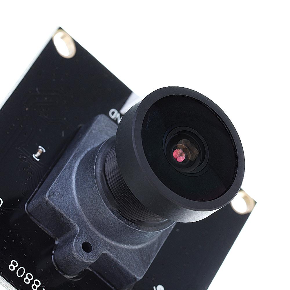 Waveshare OV2710 камера Модуль USB 1920x1080 камера Низкая освещенность 2 миллиона пикселей Свободный диск - фото 9