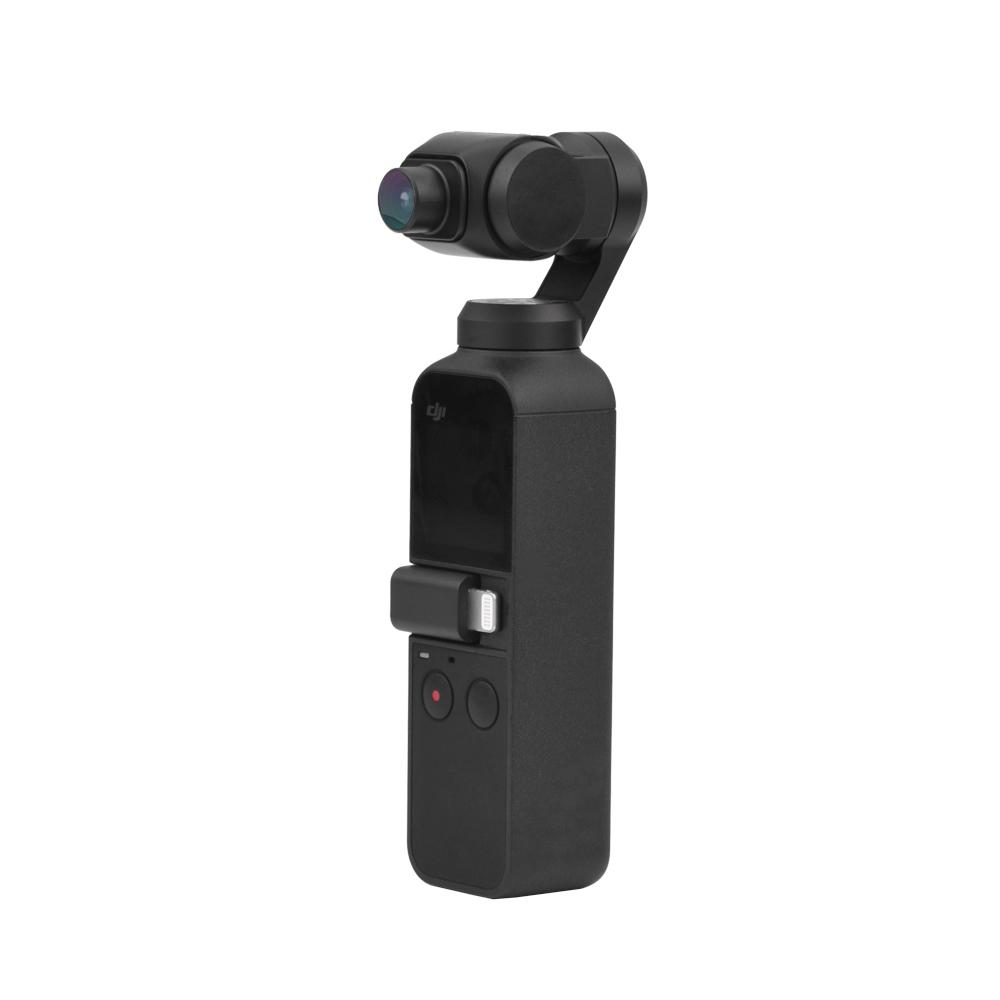 HD FishEye Объектив камера Объектив Фильтры для карманного компьютера OSMO DJI Gimbal Аксессуары - фото 8