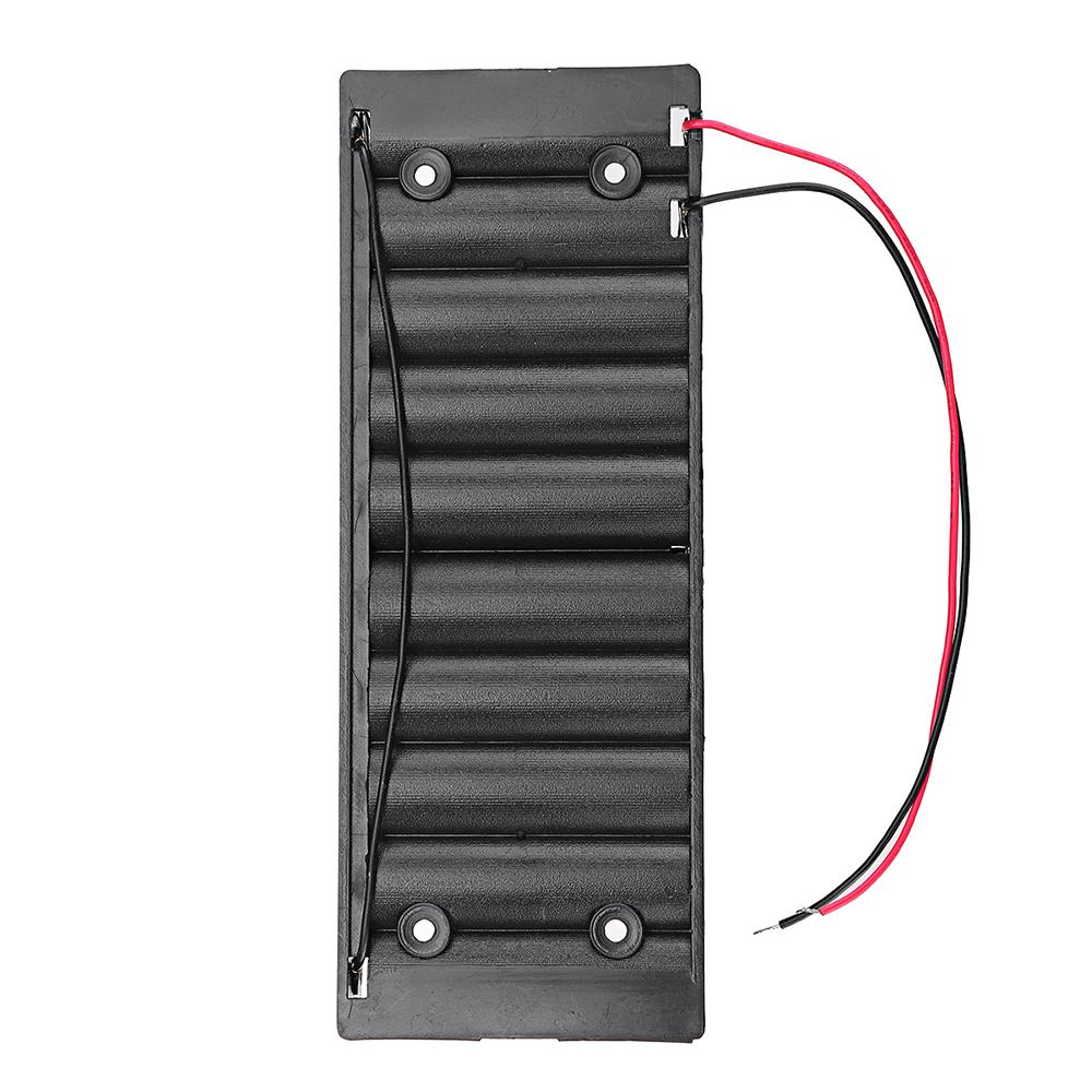 10 шт. 10 слотов AA Батарея Коробка Батарея Держатель платы для 10xAA Аккумуляторы DIY комплект Чехол - фото 4