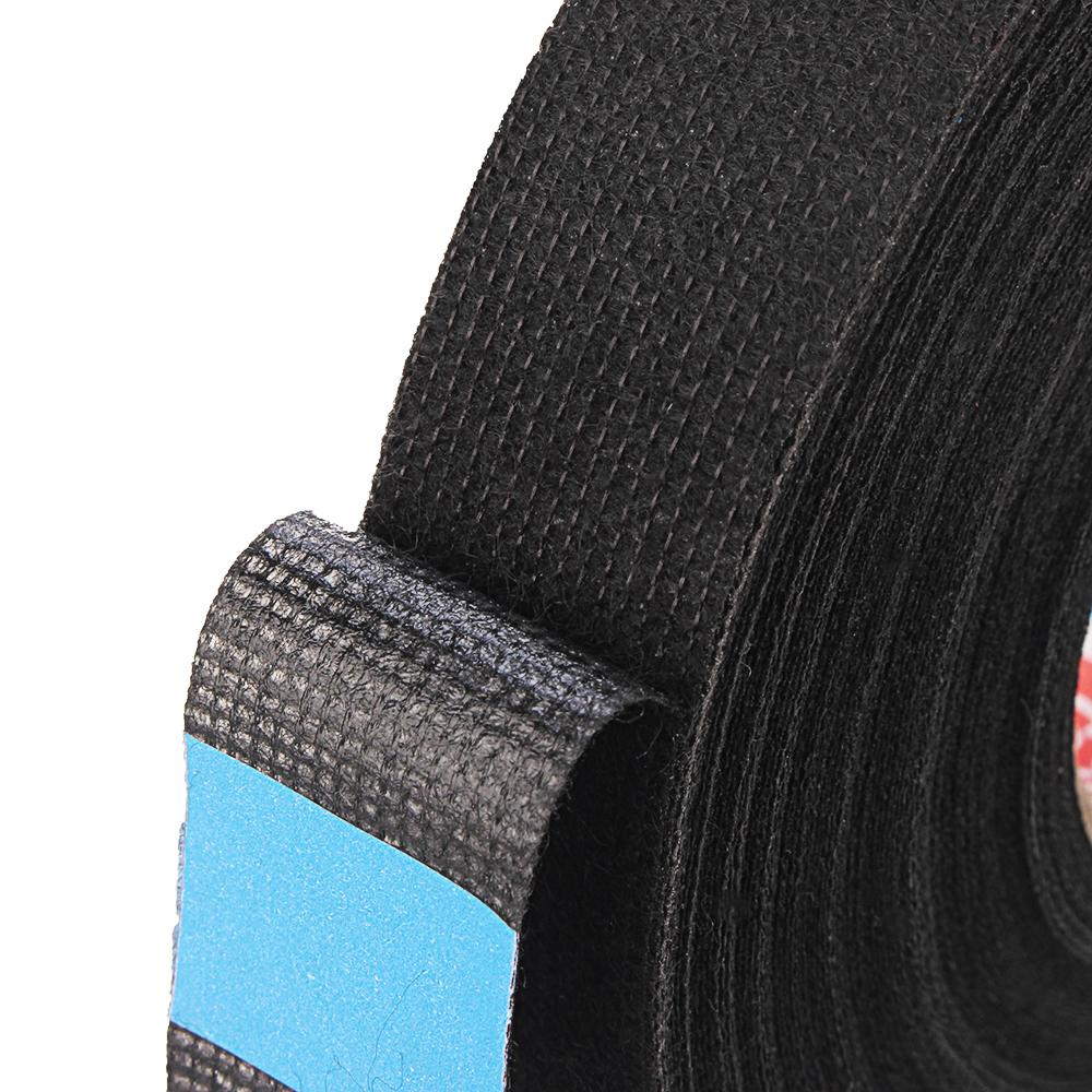 RJX 19mmX25m Tesa Coroplast клейкая лента для Провод использования - фото 8