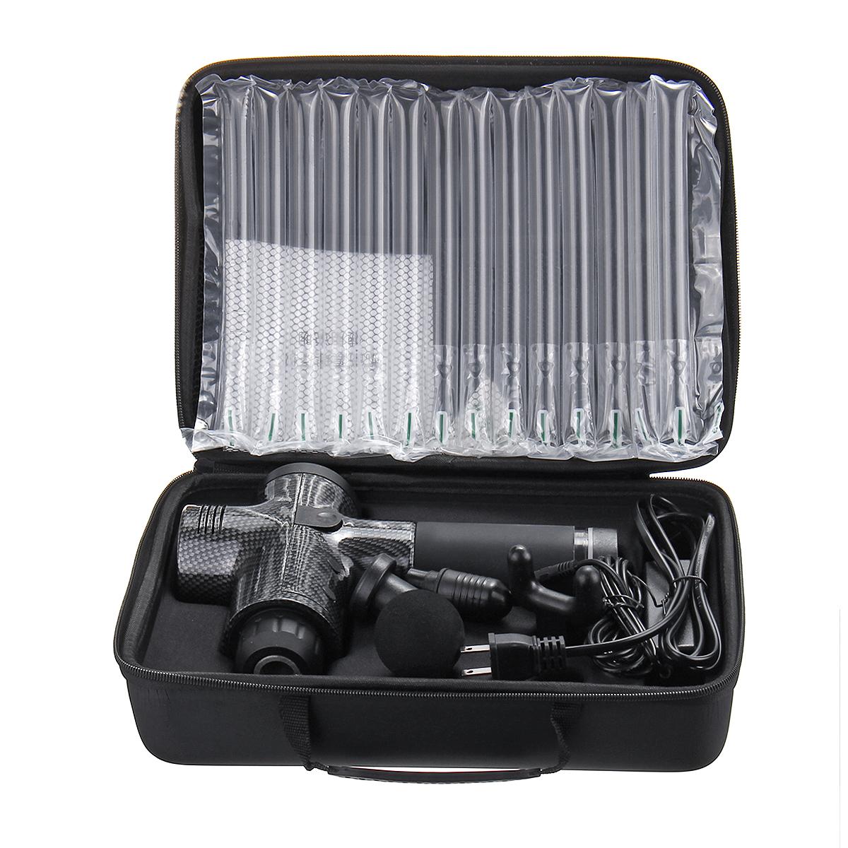 Профессиональный ручной массажер мышц для глубоких тканей Беспроводной 3-скоростной ударный вибрационный массажер - фото e1b522fd-f641-4914-9d2a-ba4c58cd2de1.jpeg