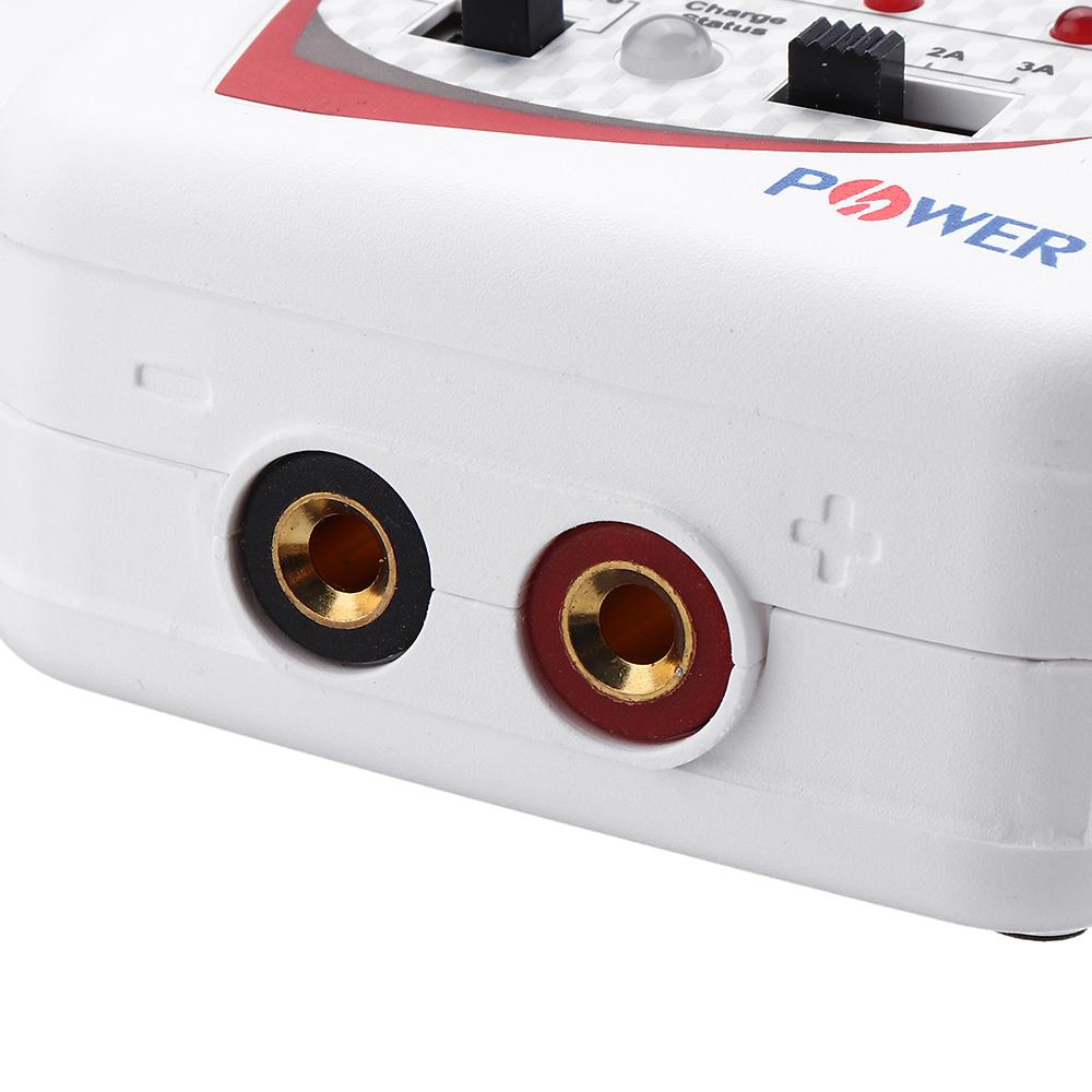 H-POWER E4 AC 30W 3A Lipo Батарея Зарядное устройство для 2-4S Lipo Батарея - фото 11