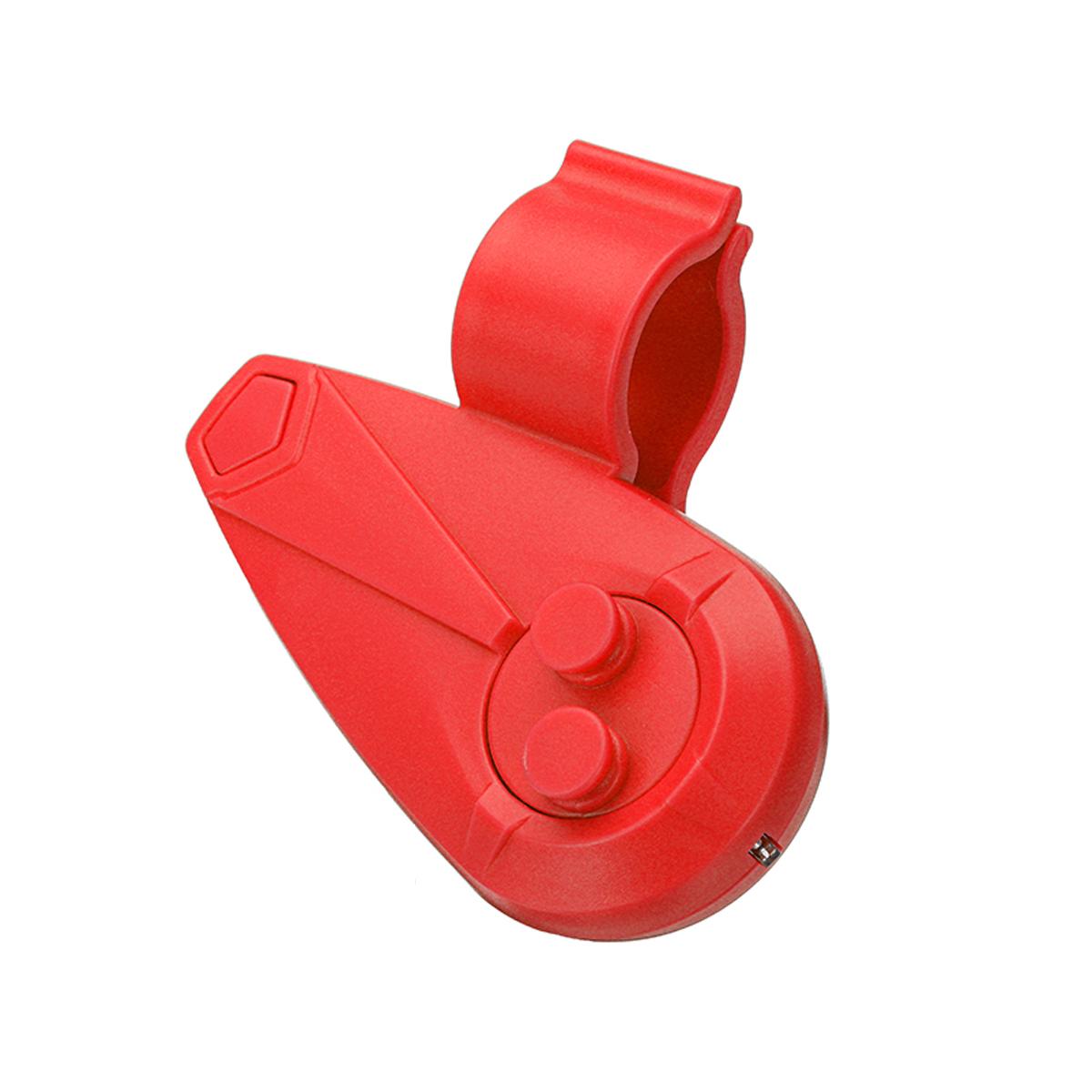 BluetoothЭлектронныйСветодиодныйРыбалкаБудильникBite Sound Alarm Bell ABS Rob Clip Reminder - фото 6