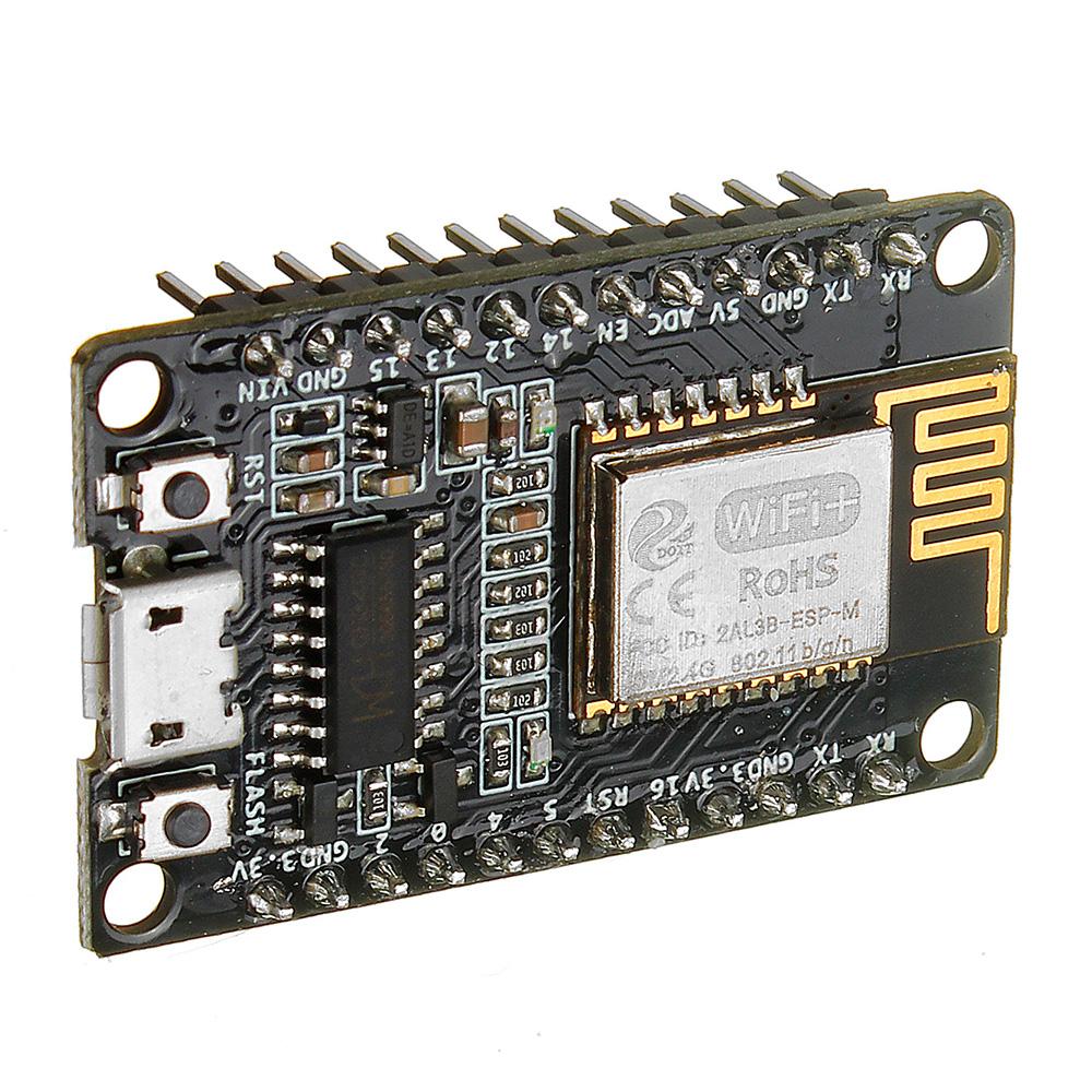 3шт ESP8285 Совет по развитию Nodemcu-M на основе ESP-M3 Беспроводной модуль Wi-Fi, совместимый с Nodemcu Lua V3 - фото 8