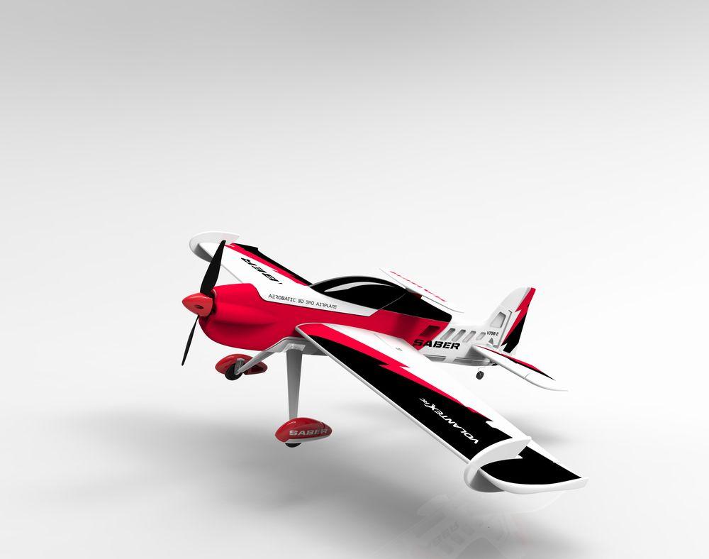 Volantex Sabre 920 756-2 EPO 920 мм Размах крыльев 3D Пилотажный самолет RC Самолет KIT / PNP - фото 1