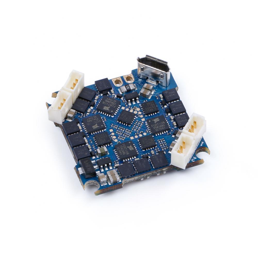 Контроллер полета iFlight SucceX Whoop F4 2-4S Встроенный регулятор 12A BL_S ESC и VTX 25/100/200 мВт для RC Дрон Гонки - фото 4