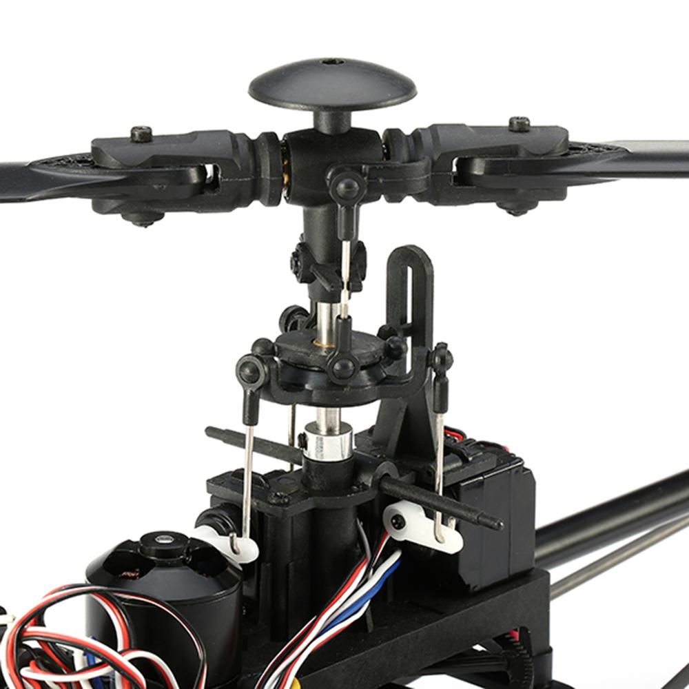 WLtoys V950 2.4G 6CH 3D6G System Бесколлекторный Flybarless RC Вертолет RTF с 4PCS 11.1V 1500MAH Lipo Батарея - фото 6