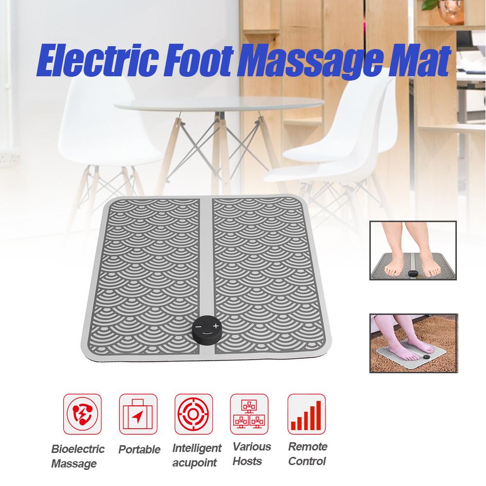 USB5V Массажер для ног, Массажный коврик, Акупрессурный массажный мат, Релаксация, Рефлексология - фото 2