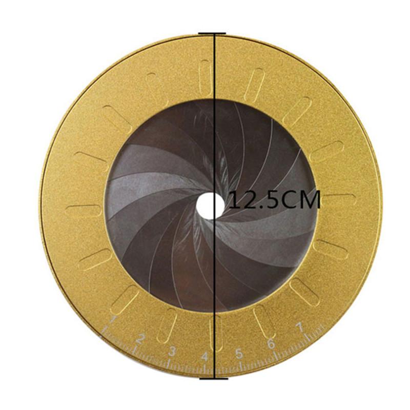 Drillpro 12.5cm Творческий Гибкий Круг Рисунок Инструмент Поворотный Регулируемый Круглый Измерительная Живопись Математ - фото fabd43dc-3480-48d9-a565-7e69150c06c0.jpg