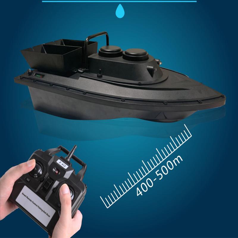 ZANLURE500MetersIntelligentДистанционноеУправление Двойная кабина Рыбалка RC Лодка На открытом воздухе Многофункцио - фото 8