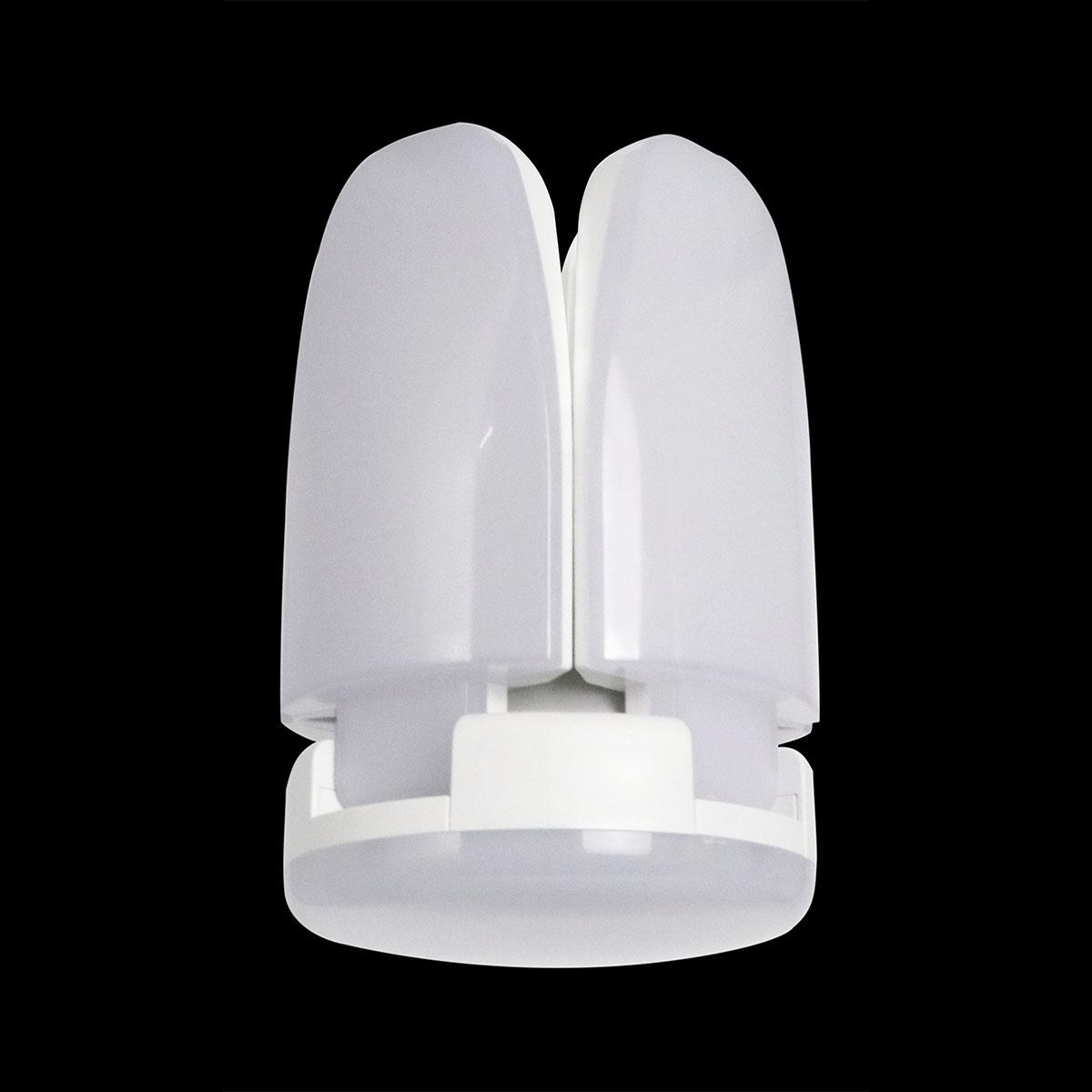 Светодиодный светильник для гаража 60W E27/E26 Универсальный 85-265V 5500LM Потолочный светильник Энергосберегающий Регу - фото 5