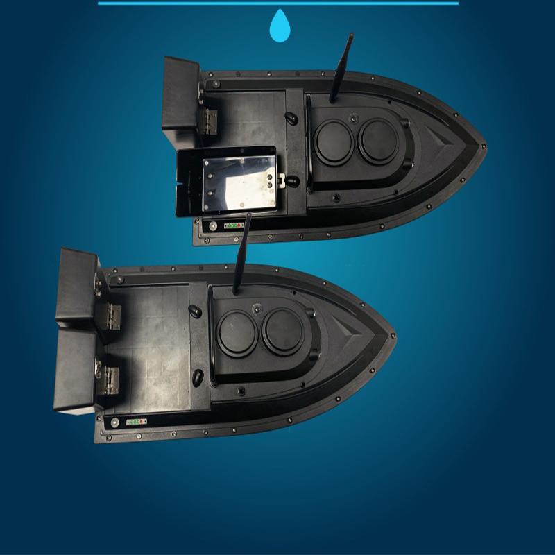 ZANLURE500MetersIntelligentДистанционноеУправление Двойная кабина Рыбалка RC Лодка На открытом воздухе Многофункцио - фото 4