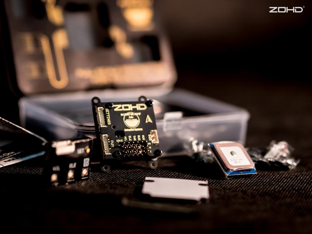 Контроллер полета ZOHD Kopilot Lite с системой автопилота с GPS модуль Возвращение домой Гироскоп стабилизации для самол - фото 7