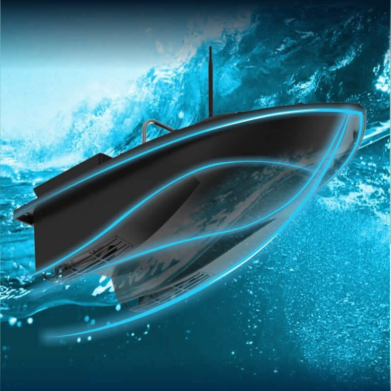 ZANLURE500MetersIntelligentДистанционноеУправление Двойная кабина Рыбалка RC Лодка На открытом воздухе Многофункцио - фото 9