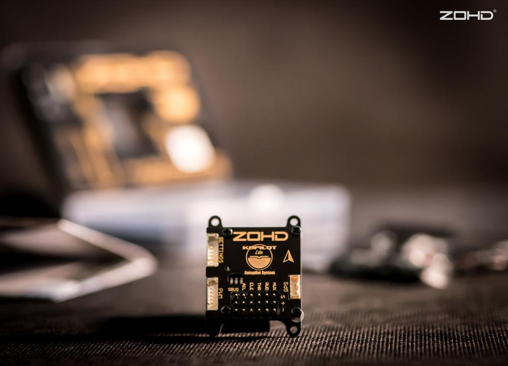 Контроллер полета ZOHD Kopilot Lite с системой автопилота с GPS модуль Возвращение домой Гироскоп стабилизации для самол - фото 5