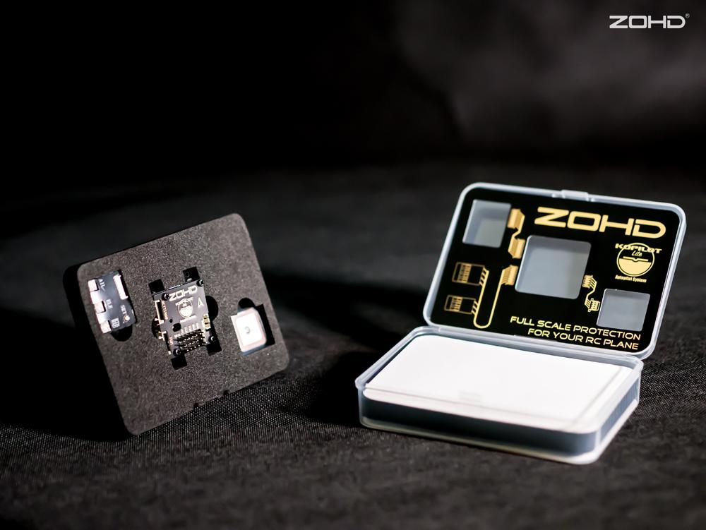 Контроллер полета ZOHD Kopilot Lite с системой автопилота с GPS модуль Возвращение домой Гироскоп стабилизации для самол - фото 3