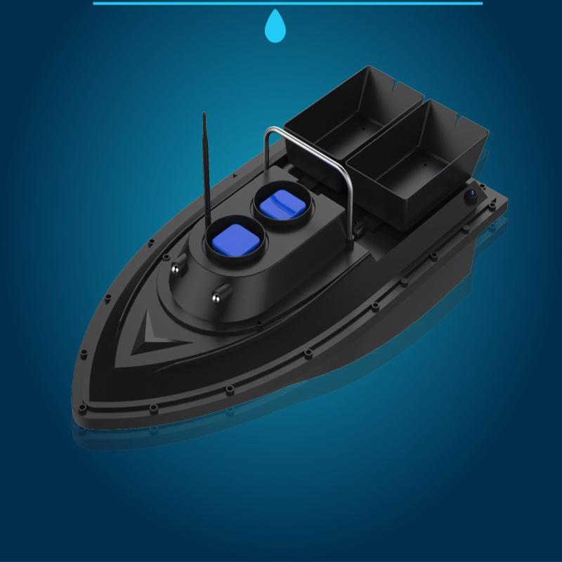 ZANLURE500MetersIntelligentДистанционноеУправление Двойная кабина Рыбалка RC Лодка На открытом воздухе Многофункцио - фото 2