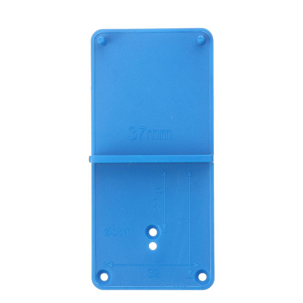 Drillpro Отверстие для шарнирного сверла Локатор Открыватель шаблона отверстия Дверные шкафы DIY Инструмент для Деревооб - фото e41c5fde-762e-4e18-8726-c92092149404.JPG