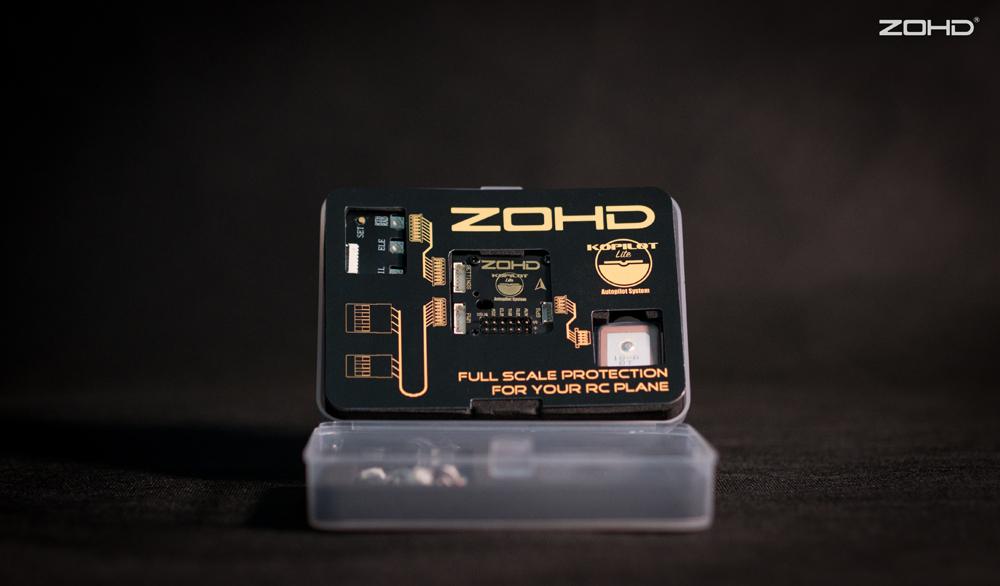 Контроллер полета ZOHD Kopilot Lite с системой автопилота с GPS модуль Возвращение домой Гироскоп стабилизации для самол - фото 8