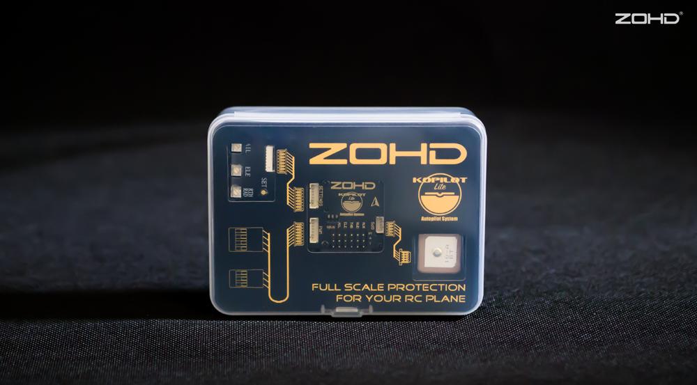 Контроллер полета ZOHD Kopilot Lite с системой автопилота с GPS модуль Возвращение домой Гироскоп стабилизации для самол - фото 1