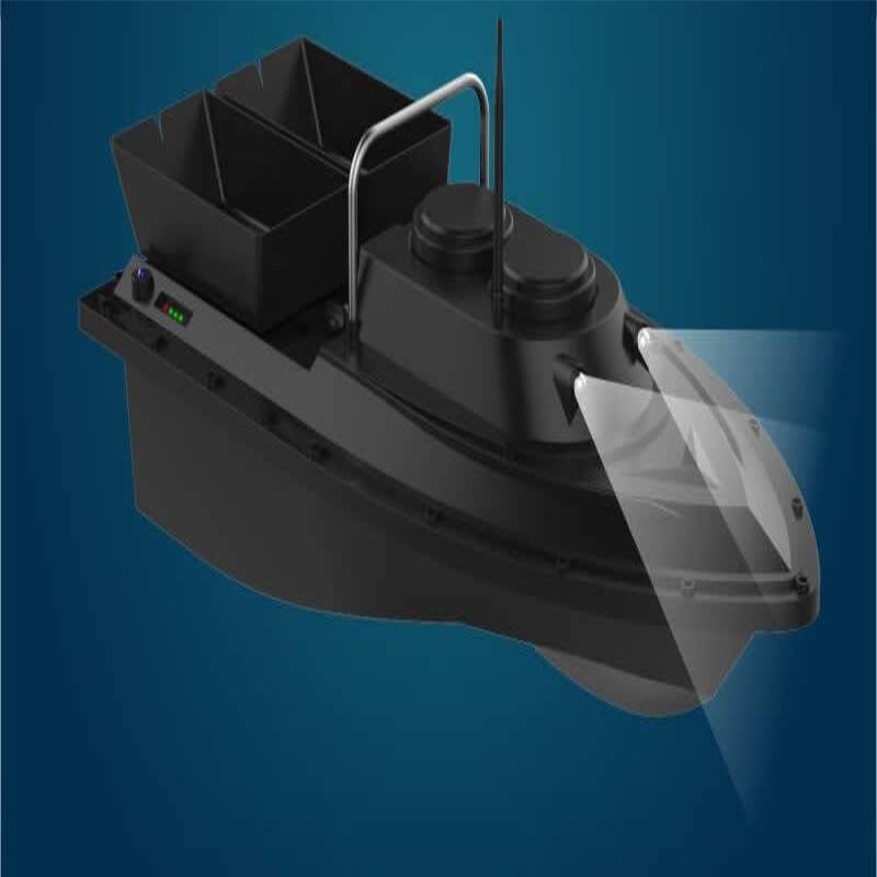 ZANLURE500MetersIntelligentДистанционноеУправление Двойная кабина Рыбалка RC Лодка На открытом воздухе Многофункцио - фото 3