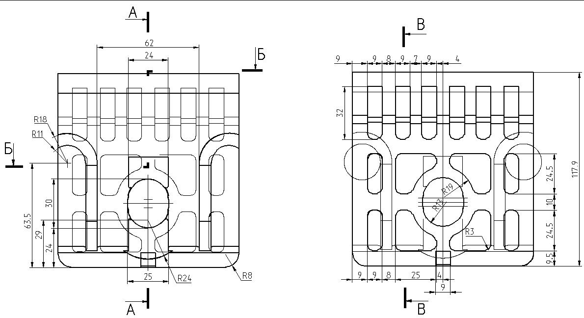 Упор боковой полимерный ЖБР ЦП 369.006 - фото image131.png