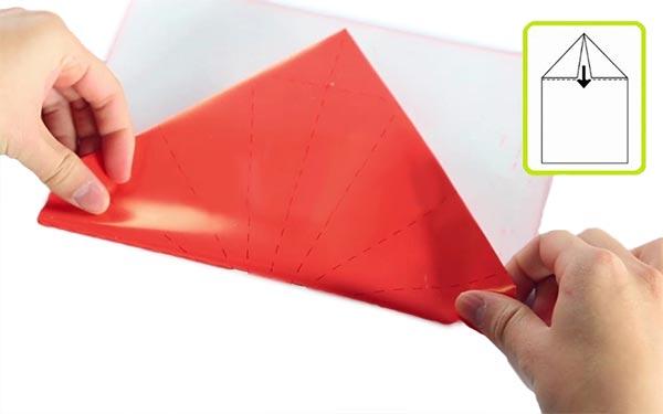 Складывая электроэнергии бумаги самолеты набор преобразования игрушка в подарок - фото 3
