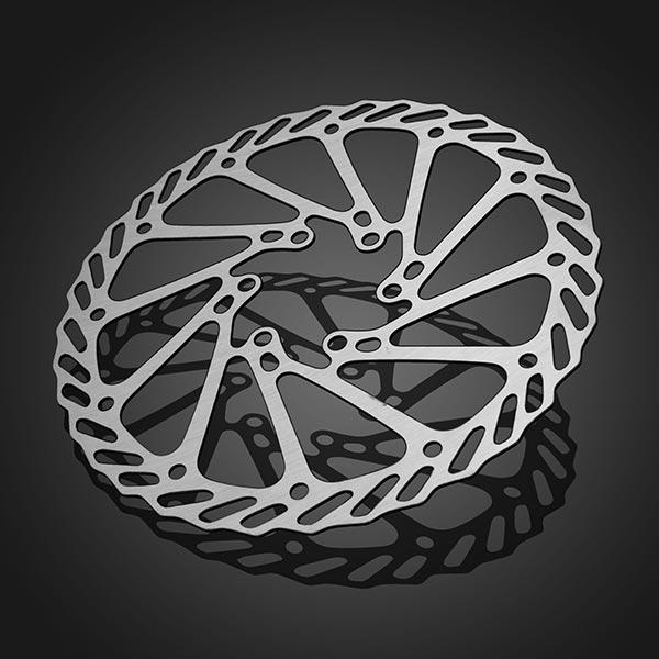 Прокат из нержавеющей стали тормозной диск MTB дорожный велосипед торможения ротора Г3 - фото 2