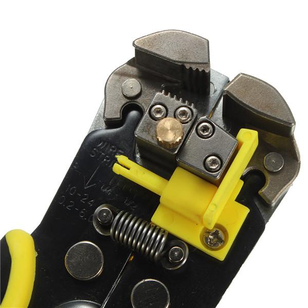 DANIUМногофункциональныйавтоматическийпроводной стрипперОбжимныеклещи для зачистки клемм Терминальный инструмент - фото 6