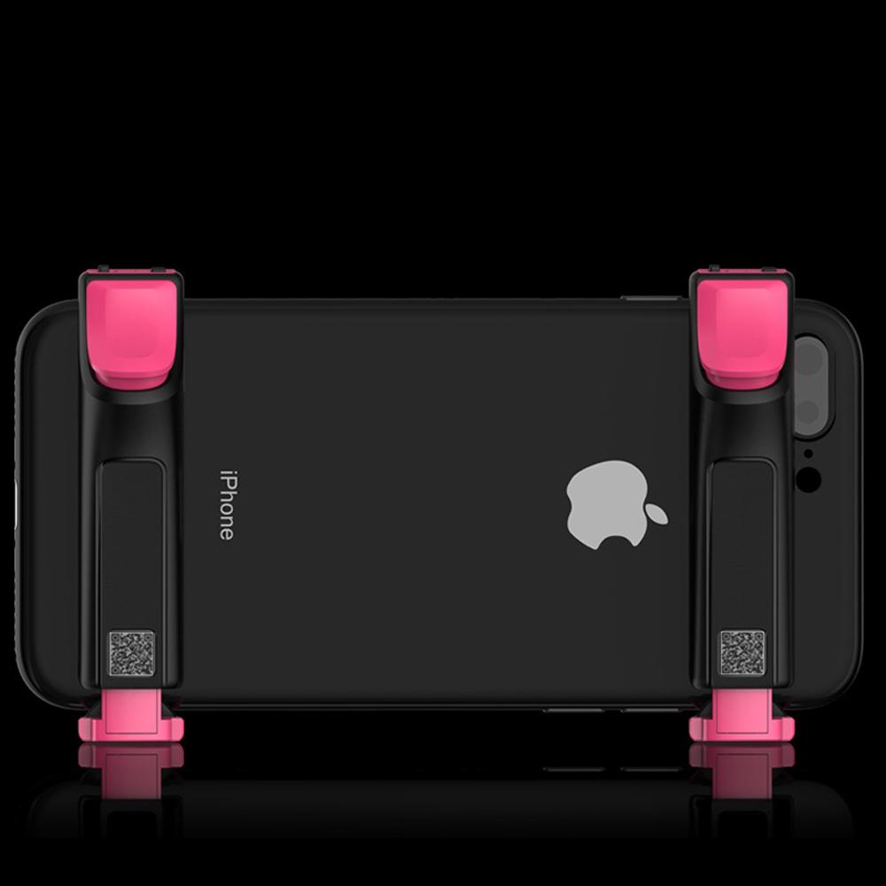 Bakeey Bluetooth для беспроводной Геймпад Интеллектуальный ручной тур Ключ игры Игровой джойстик для Apple, определенный - фото 0c08cfb7-e497-427f-b815-22db94e61d7c.jpg